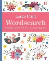 Large Print Wordsearch: Challenge Yourself with These Entertaining Puzzles (Rust