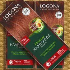 LOGONA Pflanzen Haarfarbe Naturrot 100g PZN 6934117