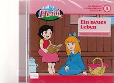 Heidi + CD + Hörspiel originale per serie tv + sequenza 4: una nuova vita + NUOVO