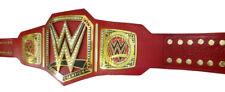 WWE Universal Wrestling Championship Replica Belt Leather Belt 51 Length