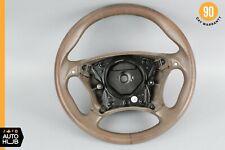03-06 Mercedes W220 S55 CL55 AMG Sport Steering Wheel 2204600403 OEM