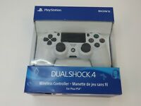Sony PlayStation Dualshock 4 Controller for PS4 - Glacier White