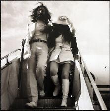 THE BEATLES POSTER PAGE . 1969 GIBRALTAR JOHN LENNON & YOKO ONO WEDDING . 86M