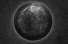 Enmarcado impresión metálica Esfera (imagen geométrica polígono Matemática Física)