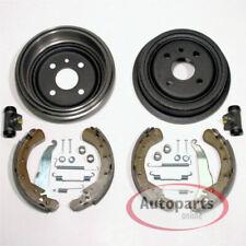 Opel Kadett E - Tambor Zapatas de Freno Accesorio Cilindro Rueda Set Para