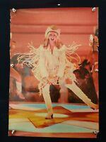 XANADU LOBBY CARDS SET OF 7 -  Rare Australian with no text - Olivia Newton John
