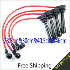 For Hyundai 2001-2005 Accent Ignition Spark Plug Wire Set 2750126D00 New 4 Cable