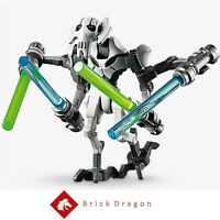 Lego Star Wars General Grievous (New 2020 design)  from set 75286