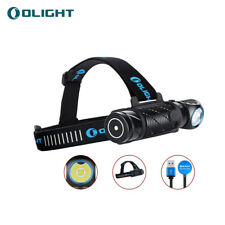OLIGHT Perun 2 Max 2500 Lumen Rechargeable Head-mounted Flashlight LED Headheld