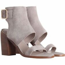 ZIMMERMANN Hybrid Sandal. Grey Suede. Size 37