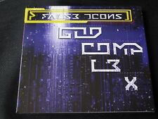 False Icons - God Complex (SEALEDNEW CD 2008) MINISTRY REVOLTING COCKS FRONT 242