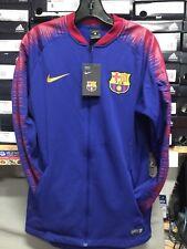 Nike Fc Barcelona N98 Home Jacker Navy Blue Red Size Medium  Only