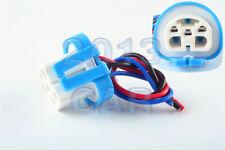 9004 HB1 9007 HB5 Male Female Halogen 3 Wire Harness Pigtail Light Bulb Socket