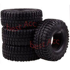 """1.9"""" Tires Tyre 4PCS 7036 Dick Cepek Mud Country 100MM For RC 1/10 Crawler Rock"""