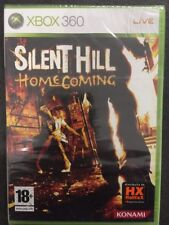 Microsoft Xbox360 Xbox 360 Silent Hill: Homecoming NUOVO FACTORY SEALED >ITA<