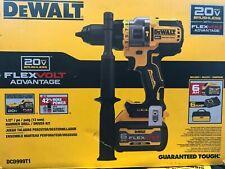 Dewalt Dcd999t1 Hammer Drill Driver Kit New Sealed In Box