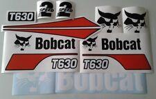 BOBCAT T550 TRACK LOADER DECAL STICKER SET SKID STEER KIT NT55