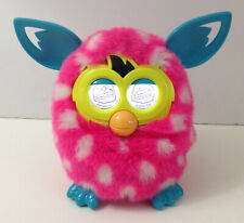Furby Boom, Pink & White Polka Dots
