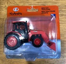"Kubota Toy Tractor M5-111 Pull Back Mini Toy  4""×3"" M5-111"