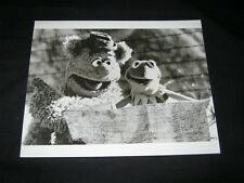 Original 1979 THE MUPPET MOVIE 8x10 Test Proof Photo KERMIT #14 FOZZIE BEAR