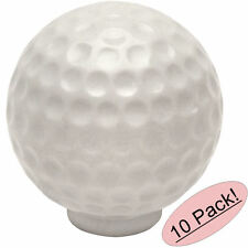 *10 Pack* Cosmas Athleticz Series 67125 Golf Ball Round Cabinet Hardware Knob