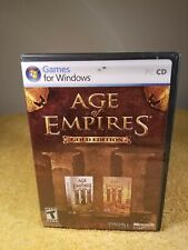 AGE OF EMPIRES 3!GOLD EDITION PC CD!COMPLETE WITH PRODUCT KEY!