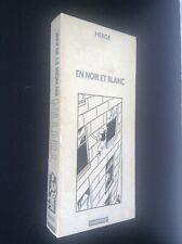 Coffret Tintin Noir et blanc BON ETAT