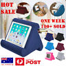 For iPad Foldable Laptop Tablet Pillow PC Holder Rest Sofa Reading Cushion Pad
