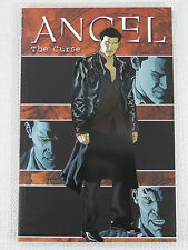 Angel: The Curse Tpb (2006, Idw) 9.2 Nm- 1st Print Buffy the Vampire Slayer