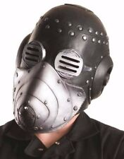 SlipKnot Music Sid Wilson Mask with Removable Face Licensed Costume Latex
