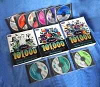 Premium Image Collection IMSI 101000 Masterclips 3 x Buch und 9 CDs CD-ROMs