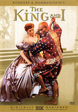 THE KING AND I (DVD, 1999) - NEW RARE DVD