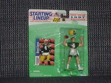 STARTING LINEUP 1997 NFL FOOTBALL BRETT FAVRE GREEN BAY PACKERS