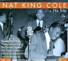 Trio Classical Nat King Cole Music CDs & DVDs