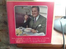 Personalised Adult Humour Happy Birthday (Xmas) Card 'Nick'. Novelty Retro style