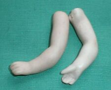"""antique arms for dollhouse doll lastic fixing 1.6"""""""