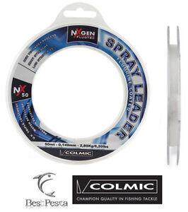 Filo COLMIC - SPRAY LEADER NX50 - 50mt - 0,40