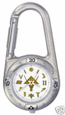 Masonic  Working Tool Carabiner Watch 9070SSC