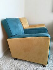 Arm Chair - art deco club chair