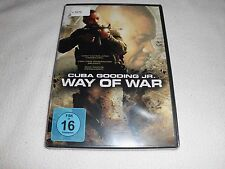 WAY OF WAR - DVD  OVP FSK 16