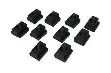 RDGTOOLS Ensemble 12 mm Tee écrous x 10 Pour Table Rotative/machine filetage 10 mm