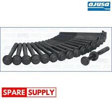 Bolt Kit, Culasse Pour Nissan Renault Ajusa 81032800