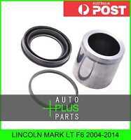Fits LINCOLN MARK LT F6 - Brake Caliper Cylinder Piston Kit (Front) Brakes