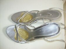 SIZE 9 m NINE WEST 3 1/2 IN SHOES