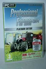 PROFESSIONAL FARMER 2014 PLATINUM EDITION USATO PC DVD VER ITALIANA GD1 46440