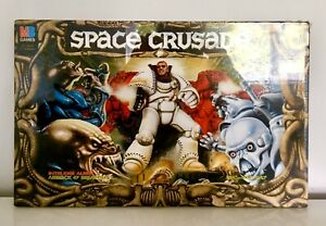 Space Crusade Board Game 1st Edition Factory Sealed, Warhammer, Heroquest MISB