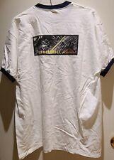 Rare New Vintage Unbreakable Movie Film Crew Shirt Promo Never Worn Bruce Willis