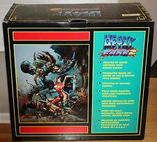 HEAVY METAL 2000 FAKK2 Statue - Sci-Fi - Julie Strain Kevin Eastman -  In Box
