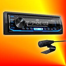 JVC KD-X351 Autoradio Bluetooth Freisprechfunktion Streaming USB MP3 AUX-In FLAC
