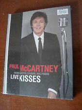 Paul McCartney LIVE KISSES BLU RAY read listing and item condition